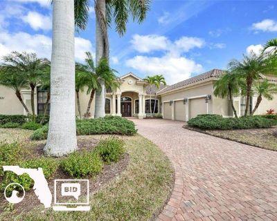 Lovely Bonita Springs, FL Online Auction!
