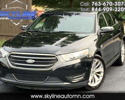 Used 2013 Ford Taurus Limited AWD