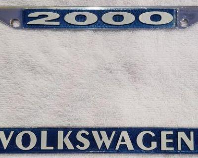 2000 Volkswagen Original Mr Bubblehead