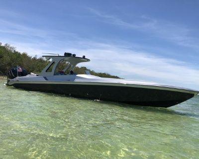 2000 38' Stryker Speed Power Boat