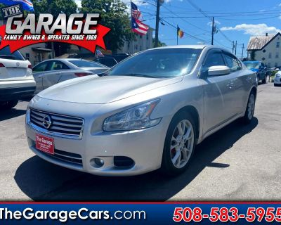 Used 2014 Nissan Maxima 4dr Sdn 3.5 SV