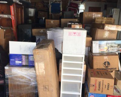 Garage & Storage Unit Sale - Burbank Sat. 11/11