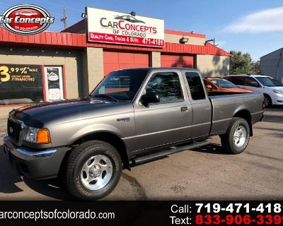 Used 2005 Ford Ranger Edge SuperCab 4-Door 4WD