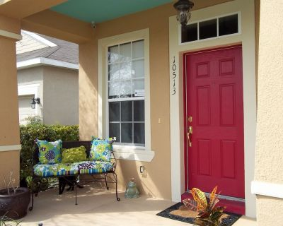 Pet friendly! Lake Nona Vacation Home 2 bedrooms 1 bathroom Centrally located - East Park