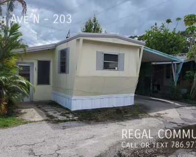 2 Bed 1 Bath Mobile Home For Sale