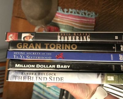Great movie collection- 1.00 each or 20.00 takes it all