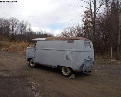 1959 VW Panel Truck Bus Van