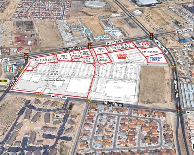 Unser Crossing | Retail Space and Pad Sites Available