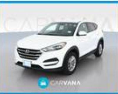 2018 Hyundai Tucson White, 8K miles
