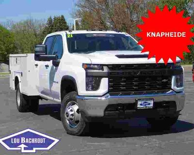 2021 Chevrolet Silverado 3500HD Work Truck