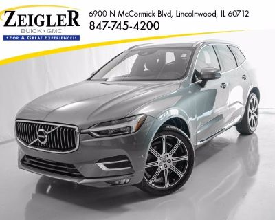 Pre-Owned 2018 Volvo XC60 Inscription NA Wagon 4 Dr.