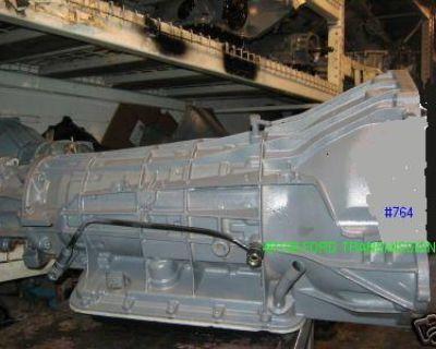 Ford 4r100 Rebuilt Transmission (v-8/v-10 Engine) 1998-2005 #764