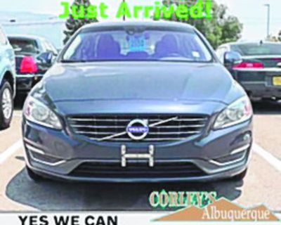 VOLVO 2015 S60 T5 Sedan, Automatic with Geartronic, Front Wheel Drive, 106k miles,...