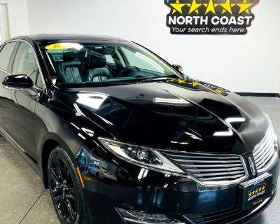2016 Lincoln MKZ AWD