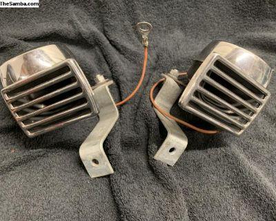 Bosch 6v Fanfare Horns
