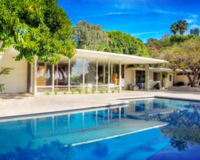 Large Mid Century Modern Home in Beverly Hills for Shoots and Events, Beverly Hills, CA