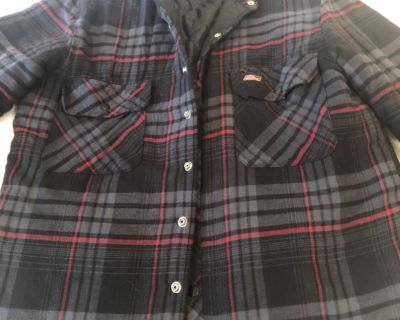 Dickie s quilt lined jacket