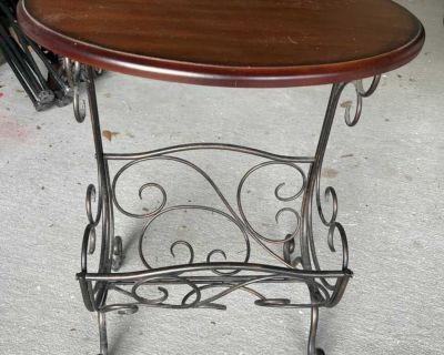 Small table, $20