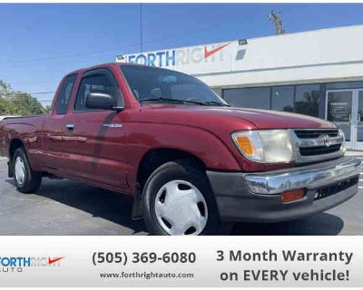 1999 Toyota Tacoma Xtracab for sale