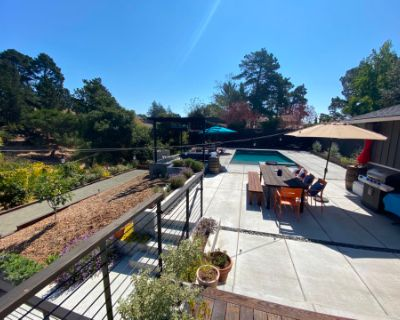 Wellness Retreat: Luxury Ranch-Style Estate, Oakland, CA