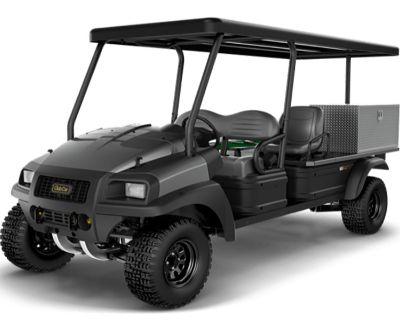 2019 Club Car Carryall 1700 Ambulance 4WD Gasoline Golf carts Norfolk, VA