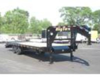 2022 Big Tex 8.5x20+5 Gooseneck Trailer - 15.9K GVWR