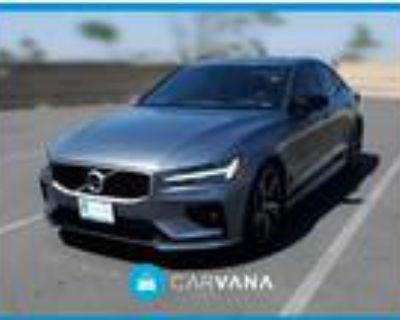 2019 Volvo S60 Gray, 17K miles