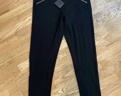 Brand New (w/tag) Maison Coupe Black Stretch Pants