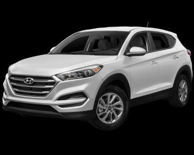 Pre-Owned 2017 Hyundai Tucson Sport AWD 4D Sport Utility