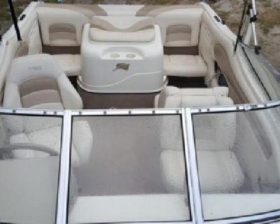 2002 Stingray Cuddy Cabin