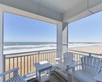 Beautiful Oceanfront Luxury Condo on the Beach! - Sandbridge