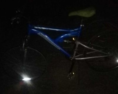 Mongoose mtn bike
