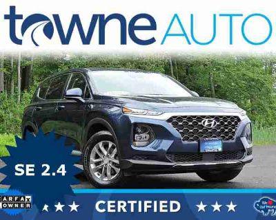 2019 Hyundai Santa Fe SE 2.4