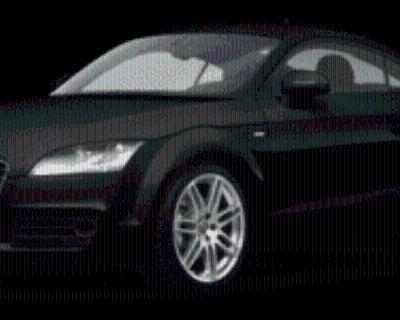 2010 Audi TT Prestige