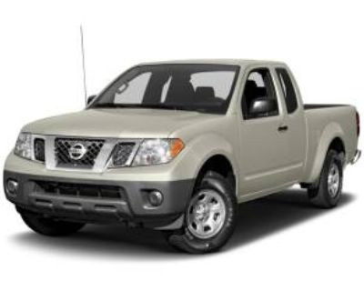 2016 Nissan Frontier S King Cab I4 2WD Auto