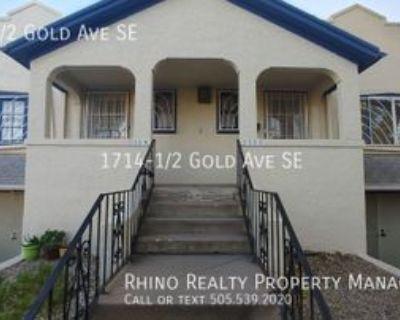 1714 1/2 Gold Ave Se, Albuquerque, NM 87106 1 Bedroom House