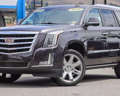 2018 Cadillac Escalade Premium Luxury