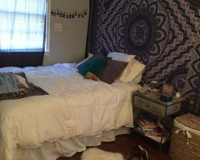 Room open in 2bed/1bath duplex