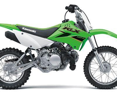 2022 Kawasaki KLX 110R Motorcycle Off Road Oklahoma City, OK