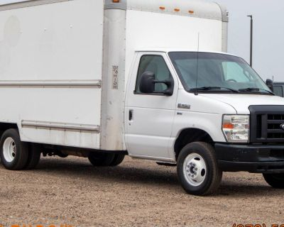 2010 Ford Econoline Commercial Cutaway E-350