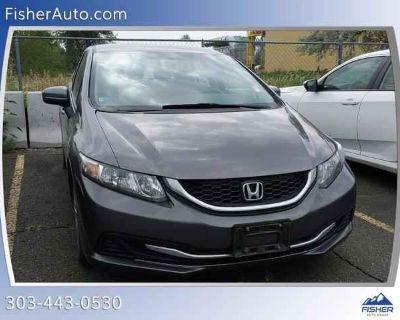 Used 2014 Honda Civic 4dr CVT