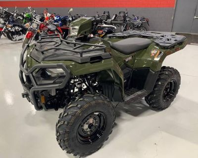 2021 Polaris Sportsman 450 H.O. Utility Package ATV Utility Brilliant, OH