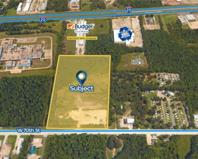 23.14 Acres of Land For Sale - Industrial Use