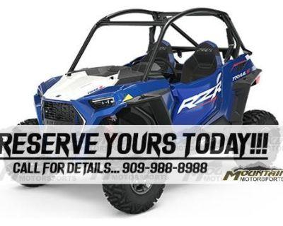 2022 Polaris RZR Trail S 1000 Premium Utility Sport Ontario, CA