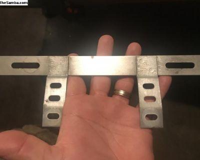 License plate bracket, mint