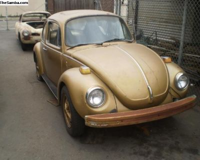 1974 super beetle now parting