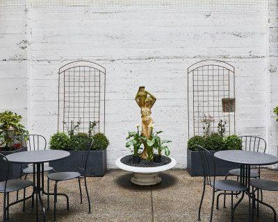 White Swan Garden Terrace, San Fransico, CA