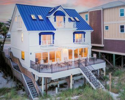 Beach House - Gulf Front! Miramar Beach! Free Beach Service! Wifi! Book Today! - Miramar Beach