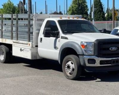 2016 Ford Super Duty F-550 Chassis Cab XL