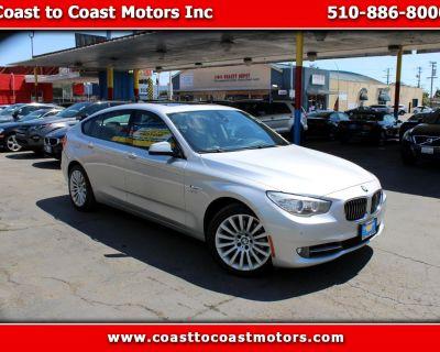 2011 BMW 5 Series Gran Turismo 5dr 535i xDrive Gran Turismo AWD